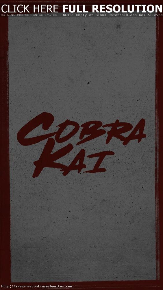 Fondos de Pantalla de Cobra Kai para Celular 4k