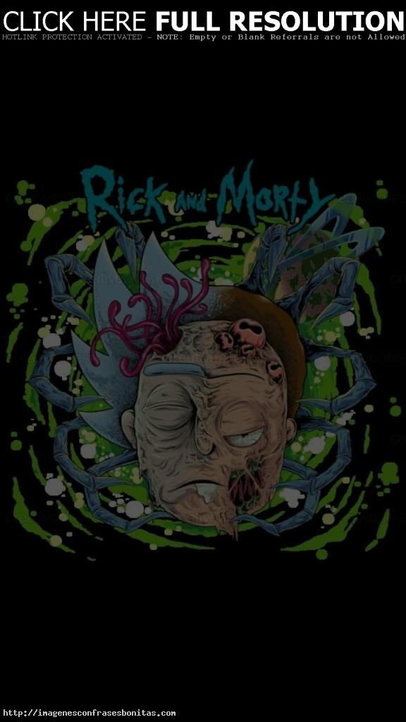 Fondos de Pantalla Rick y Morty Para Celular 4K